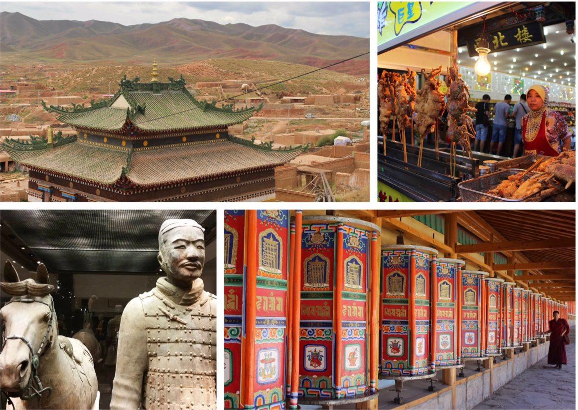 China Xian Xiahe
