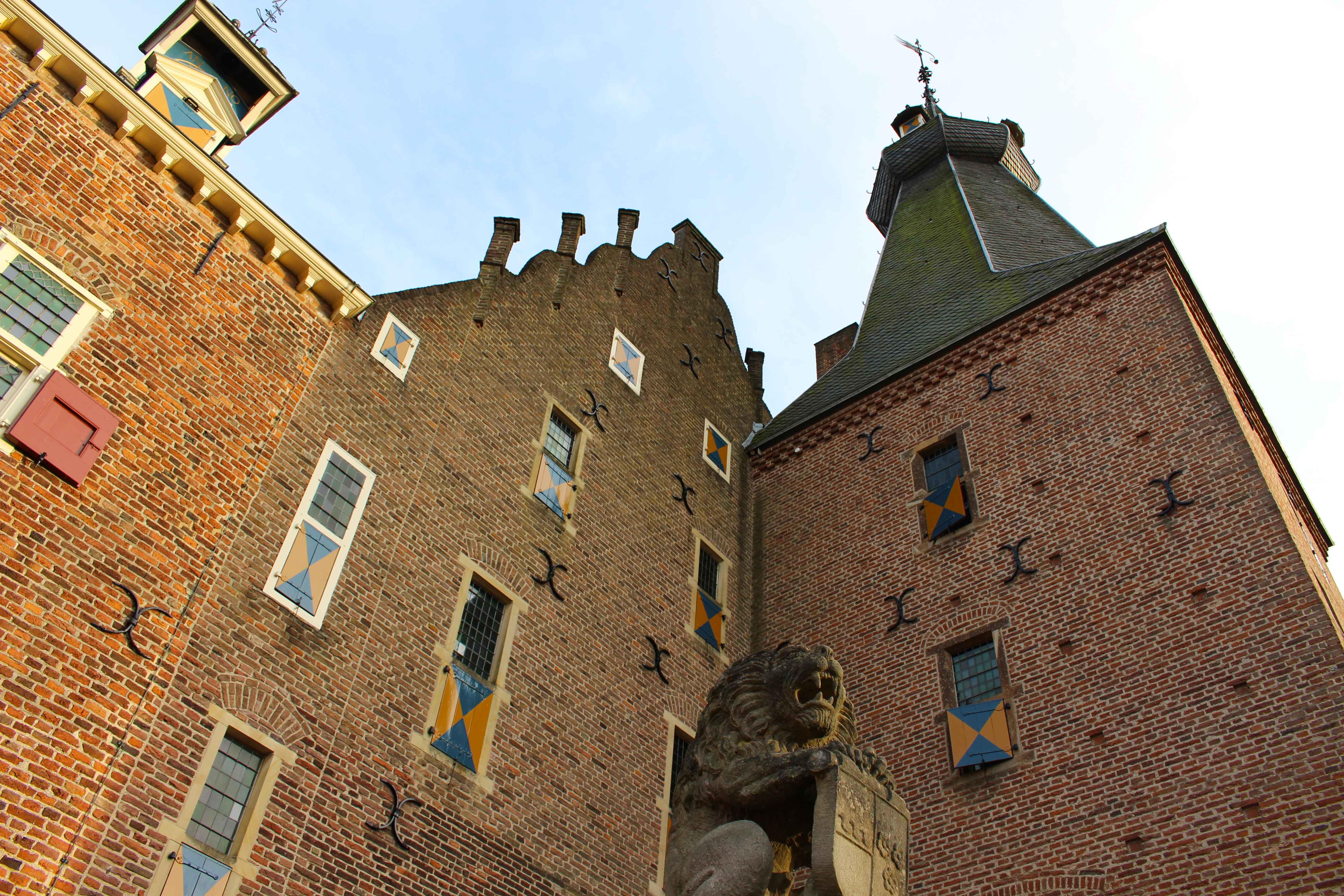 Kasteel Doorwerth Gelderland