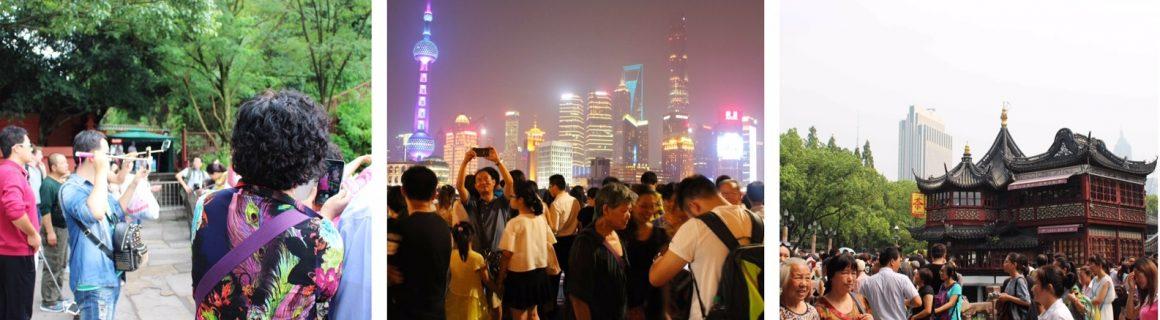 Drukte China