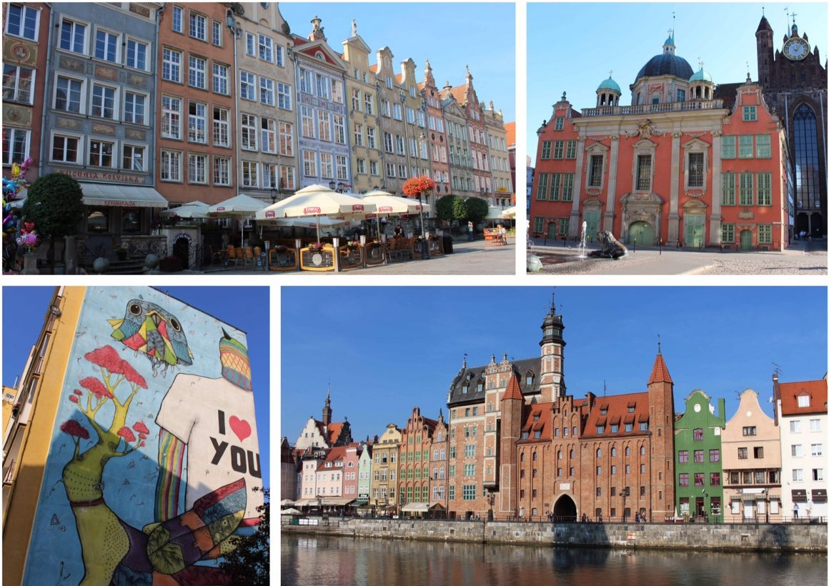 Gdansk weekend Polen