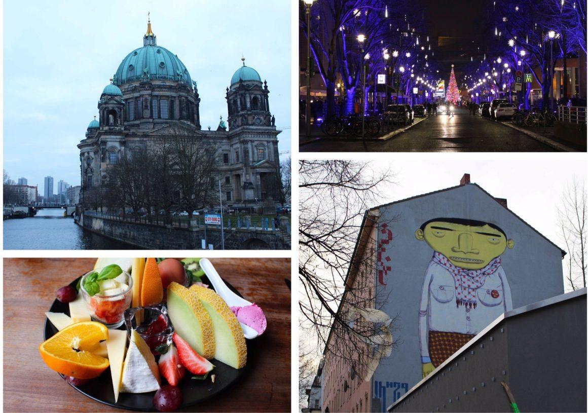 Nieuwjaarsweekend Berlijn