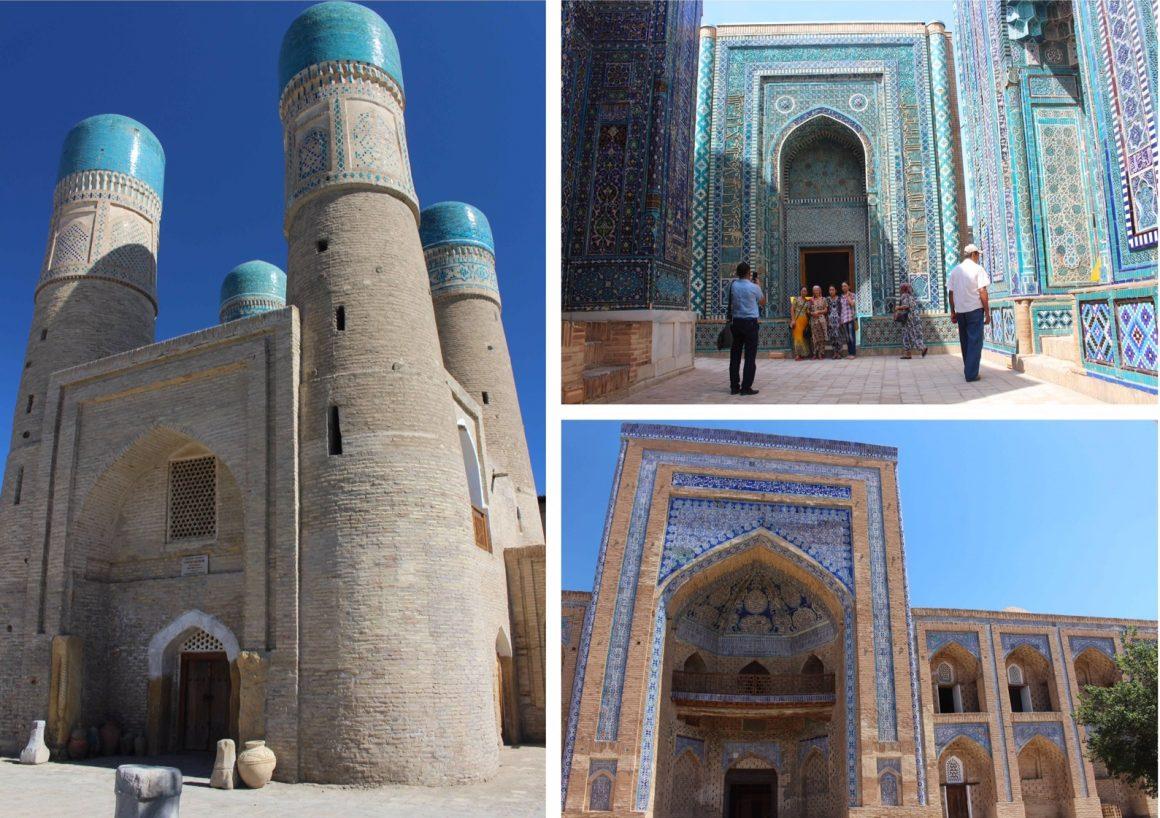 Oezbekistan zijderoute