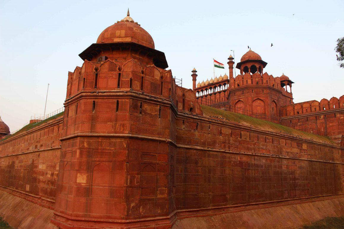 Rode Fort Delhi India