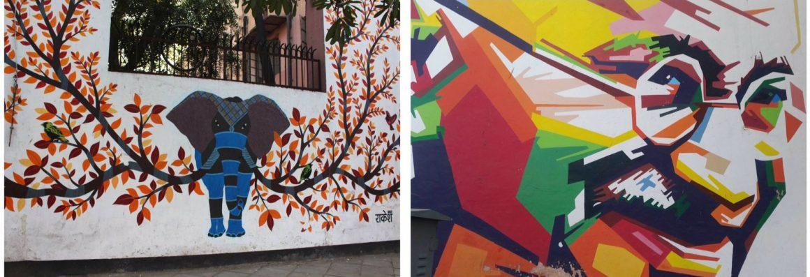 Delhi street art Lodhi
