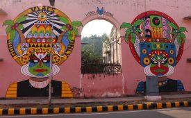 Doen in New Delhi: Lodhi Art District