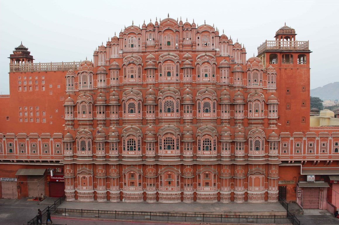 Windpaleis Jaipur India