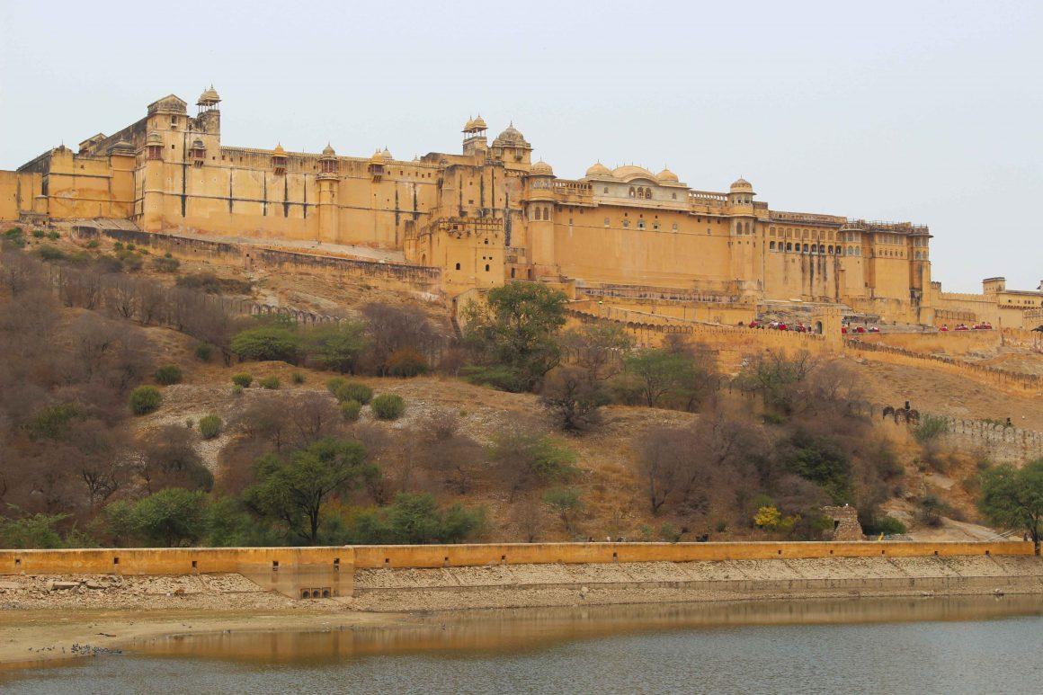 India Amber Fort Jaipur