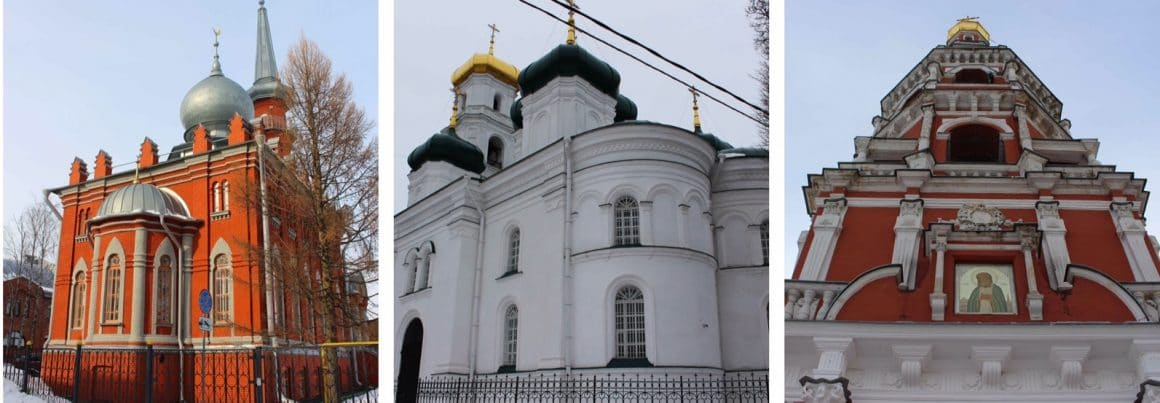 Churches Nizhny Novgorod