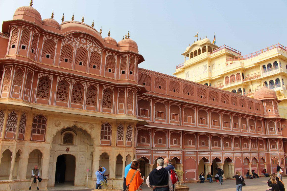 Jaipur City palace India