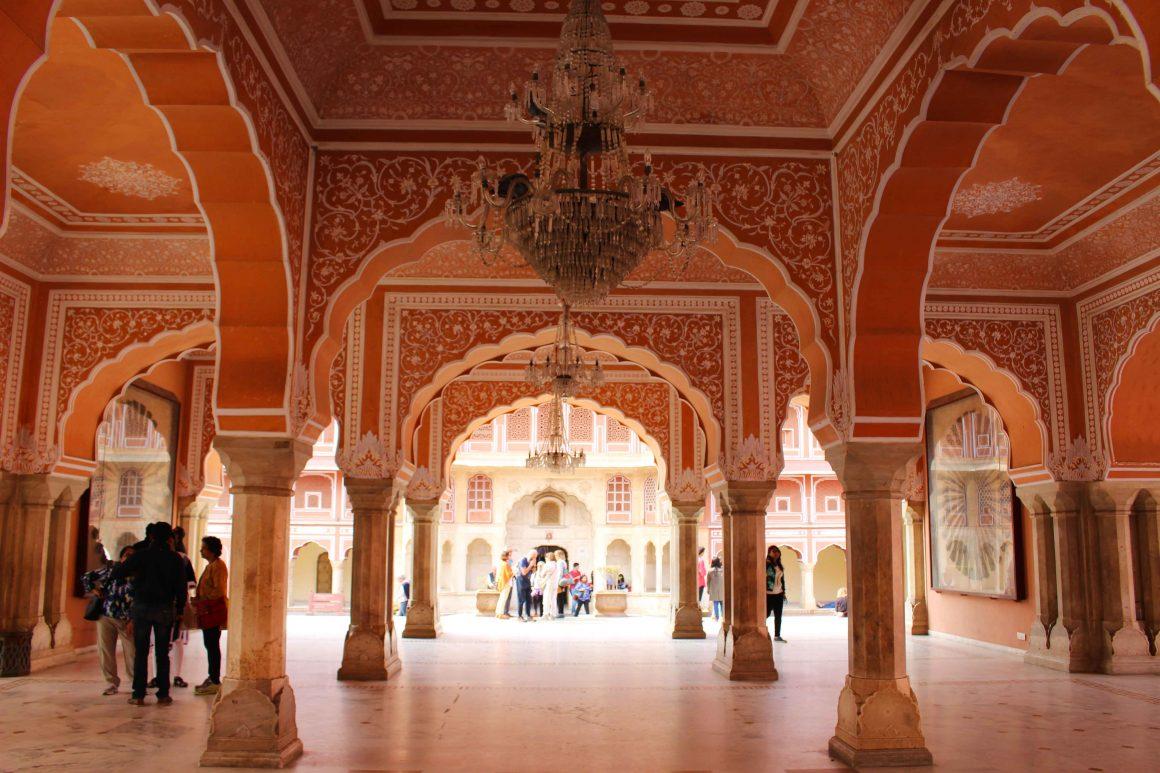 jaipur India City palace