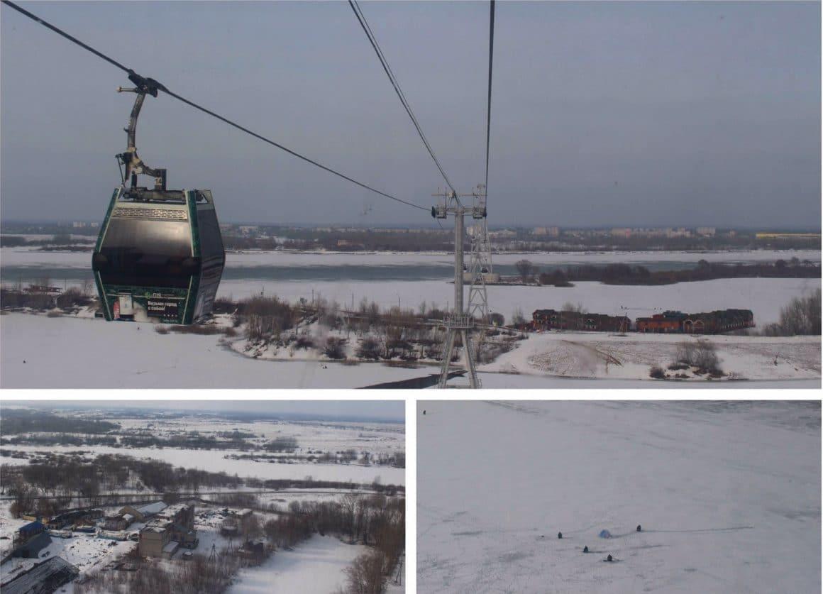 Kabelbaan Nizhny Novgorod