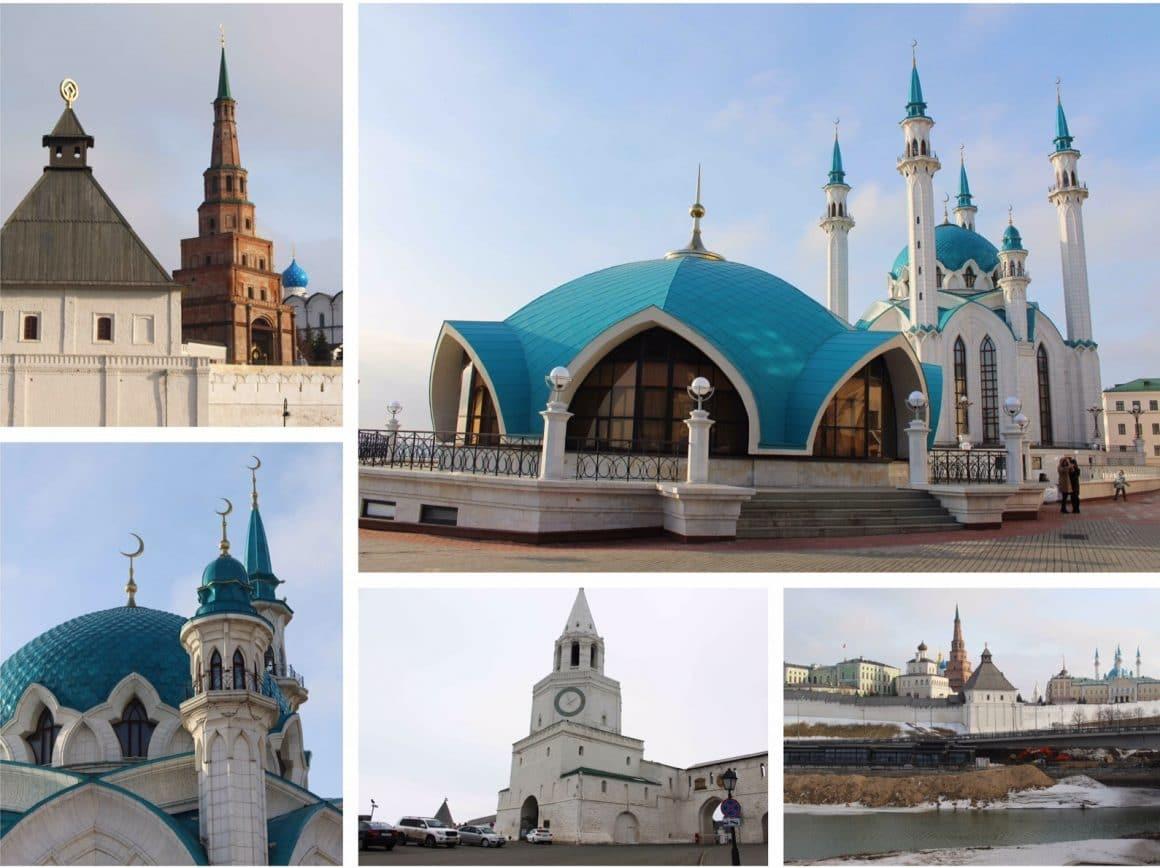 Kazan Rusland Kremlin