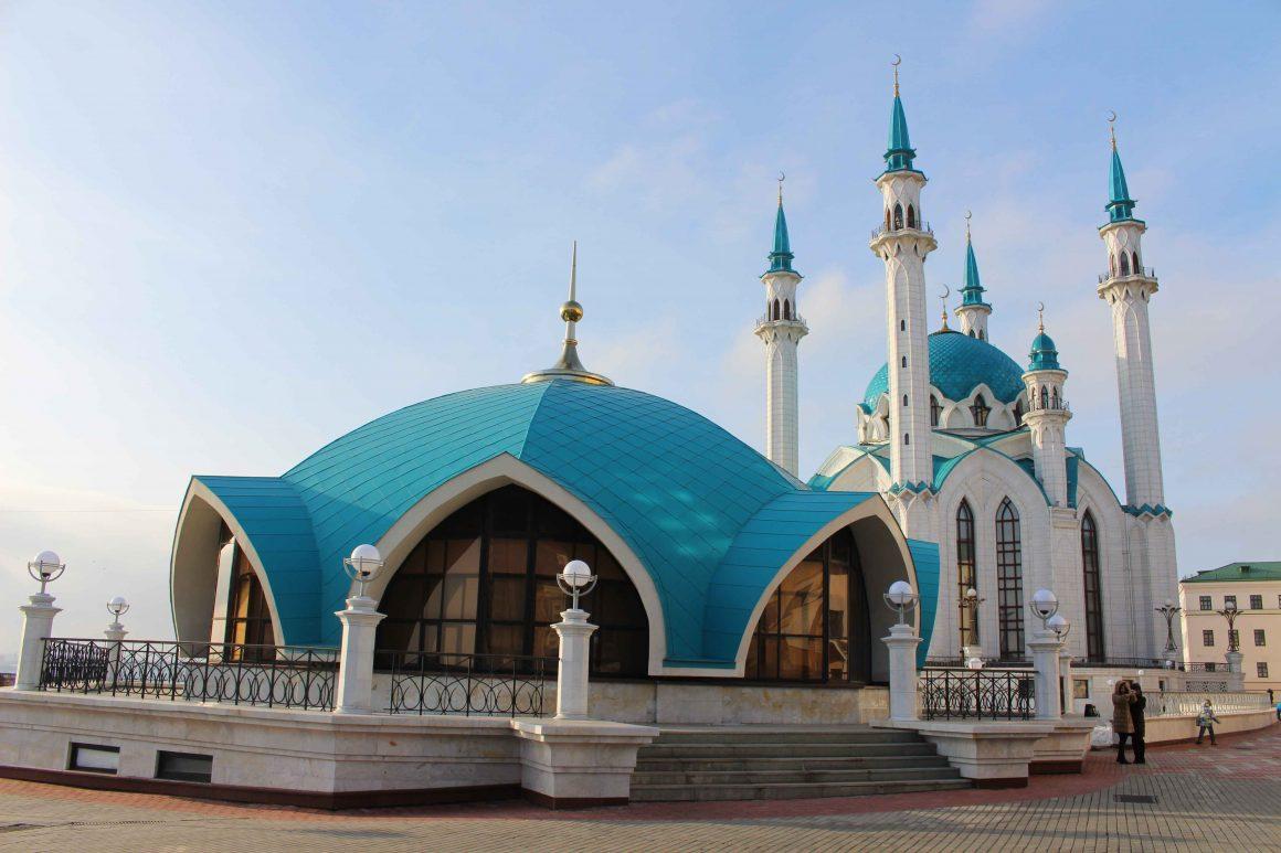 Kazan is the third capital of Russia 3