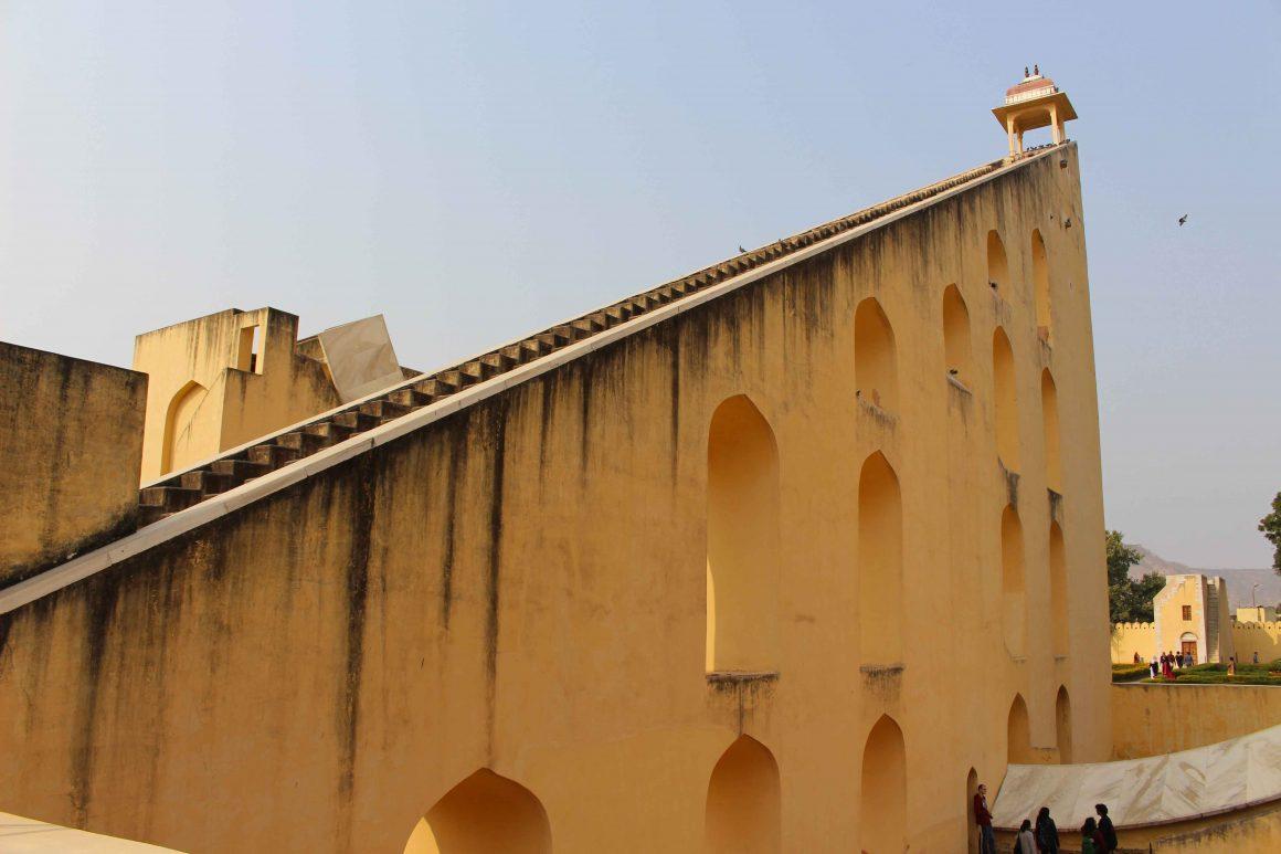 Jaipur India observatoria