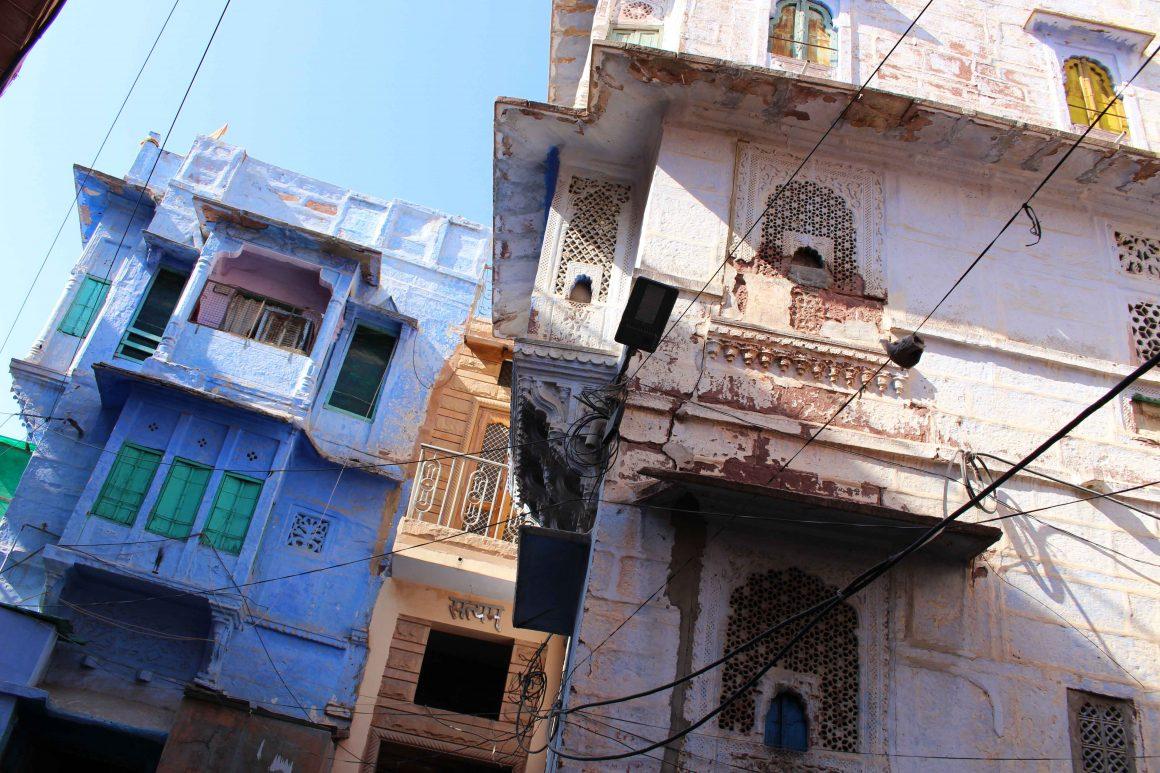 Blue India Jodhpur Rajasthan
