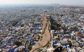 Fotoreeks: door de blauwe steegjes van Jodhpur