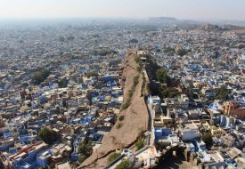 Photo blog: in the blue alleys of Jodhpur