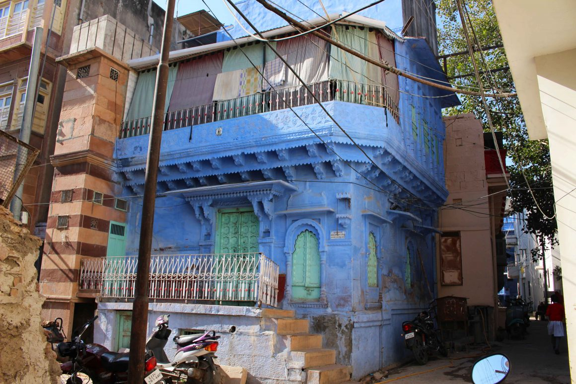 jodhpur blue city india