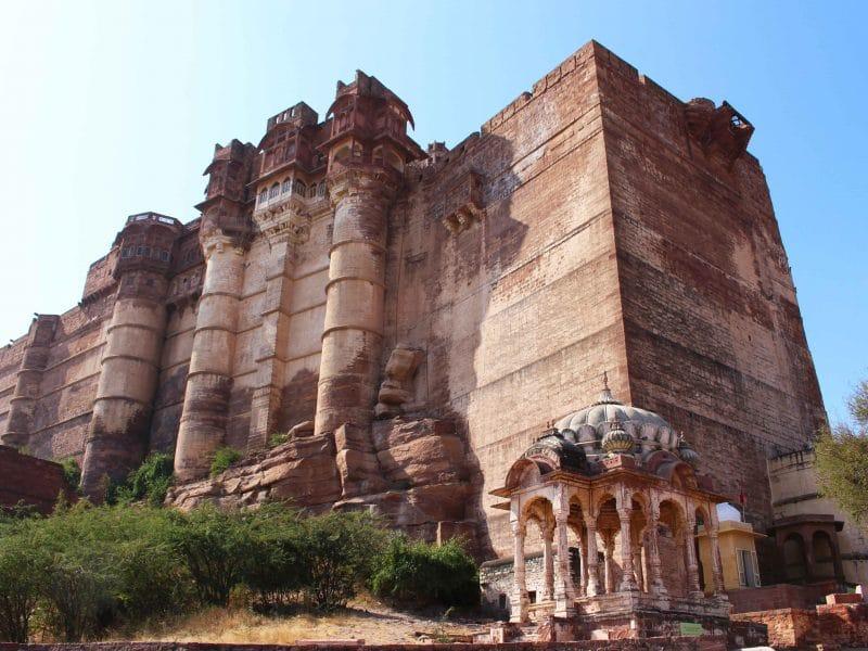 Jodhpur India fort