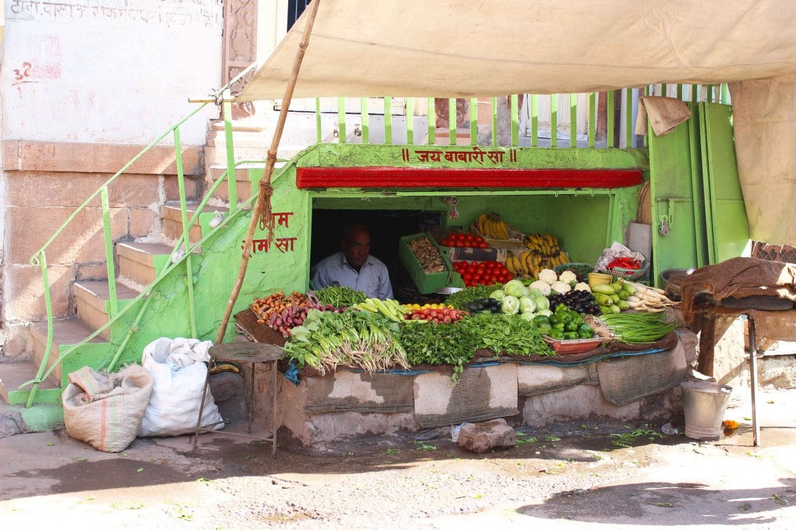 Jodhpur India winkels