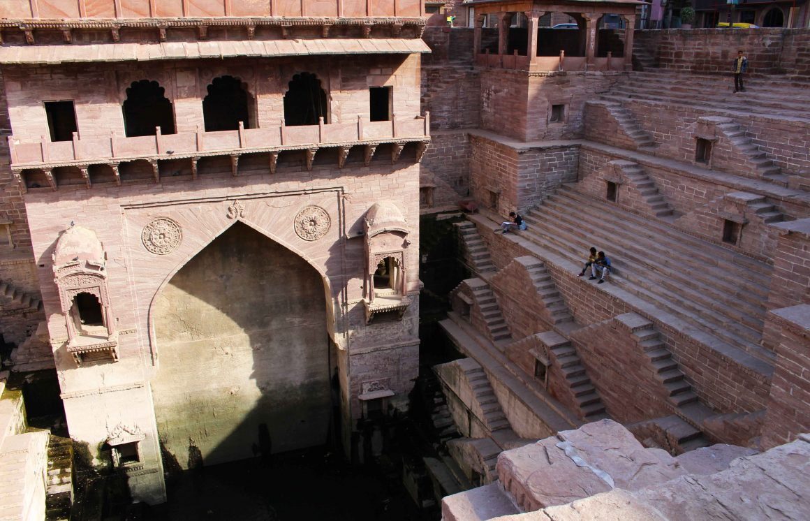 Jodhpur India step well