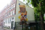 Street art in eigen land: Rotterdamse Street Art Route
