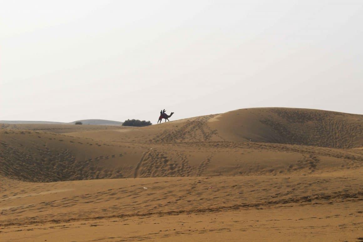 Jaisalmer tharwoestijn