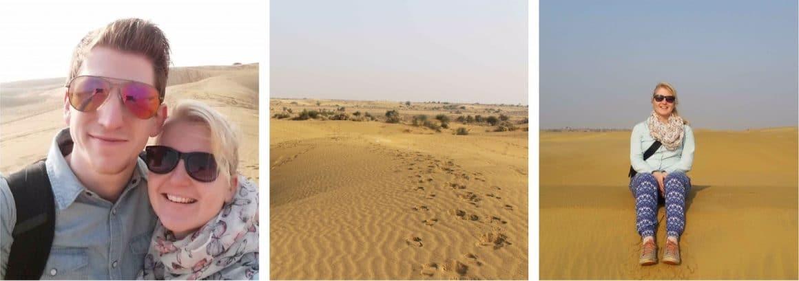 Tharwoestijn Jaisalmer India