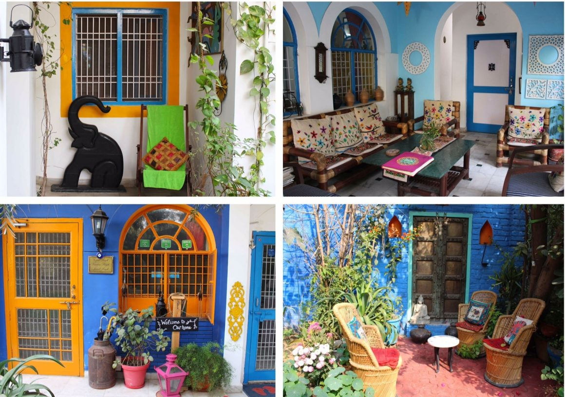 Coral Tree Homestay Agra