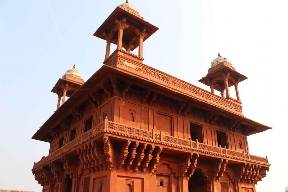 Fatehpur Sikri paleizen India