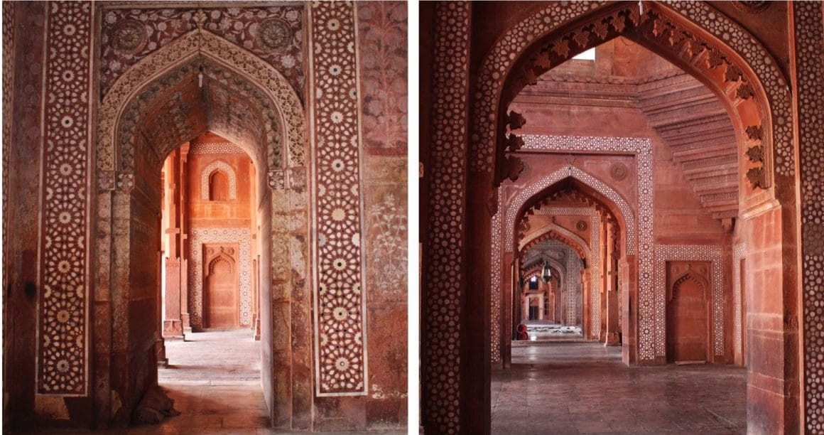 Fatehpur Sikri India Jama Masjid
