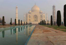Een onvergetelijke ochtend: zonsopkomst bij Taj Mahal