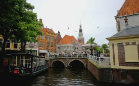 Photo post: a day trip to historical Alkmaar