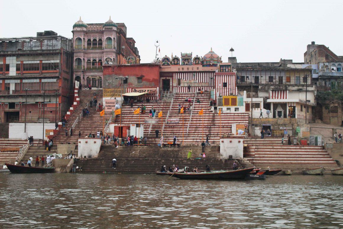 Ghats india Varanasi