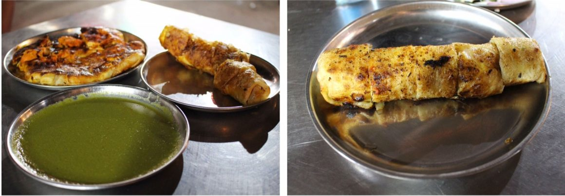 street food tour India