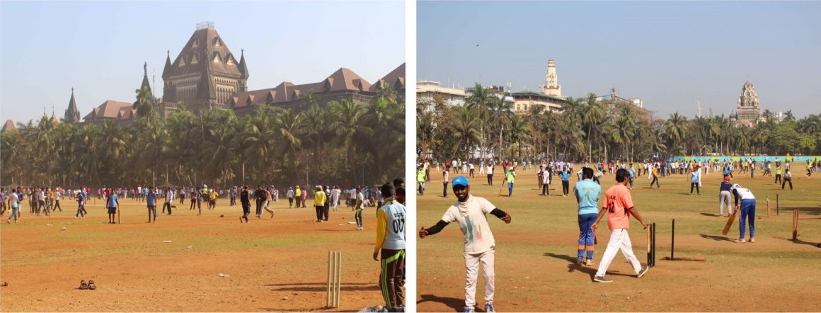 Cricket spelen india Mumbai