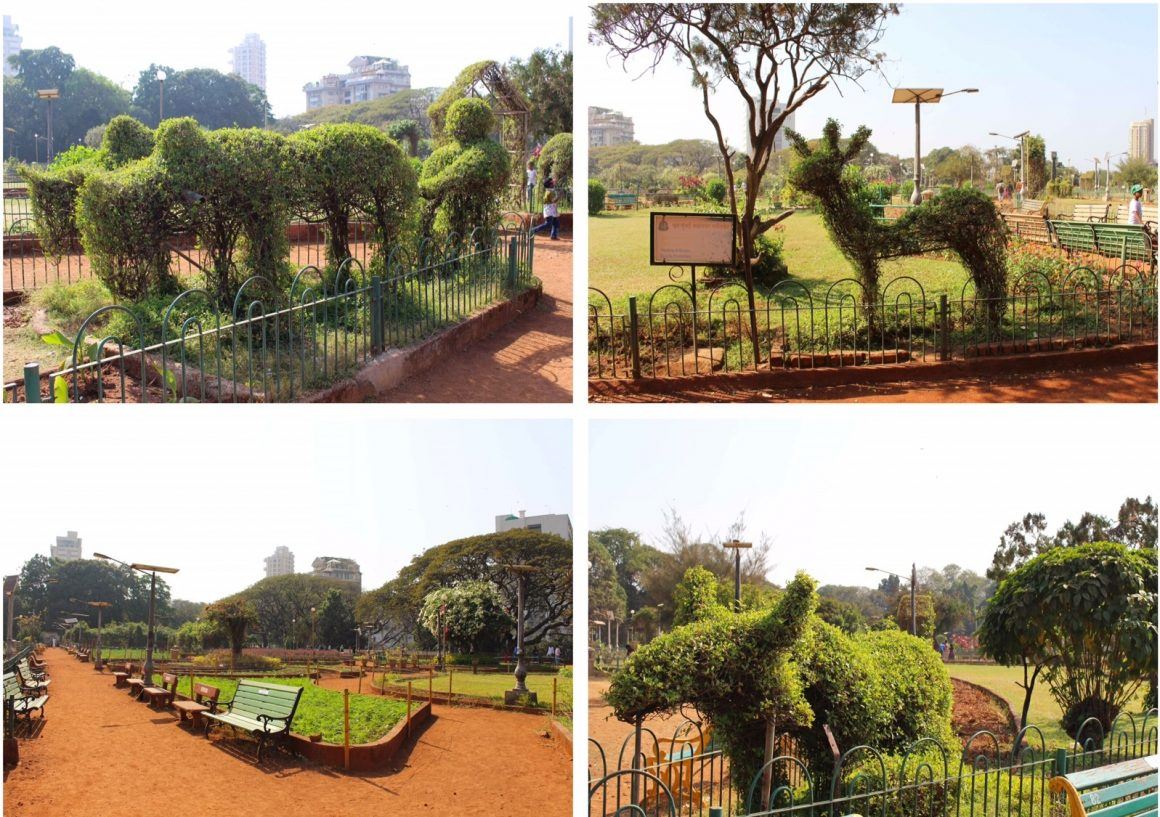 Hangende tuinen Mumbai