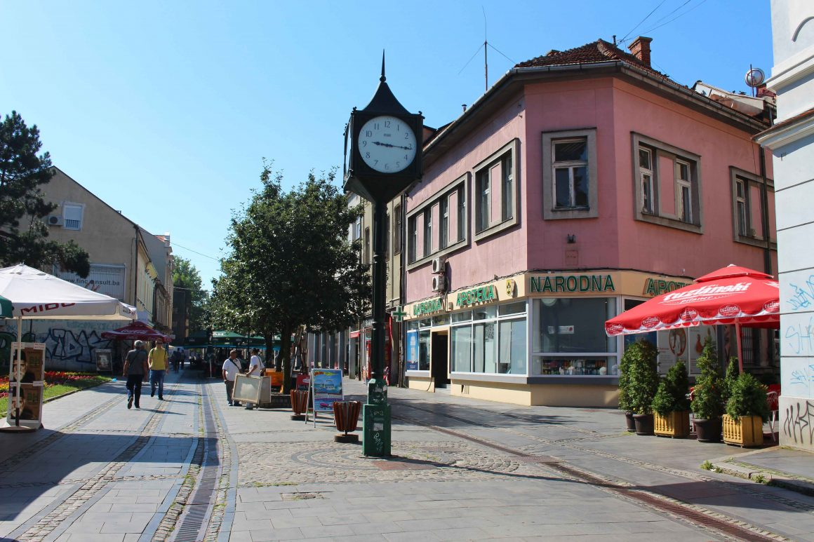Bosnia Old Town