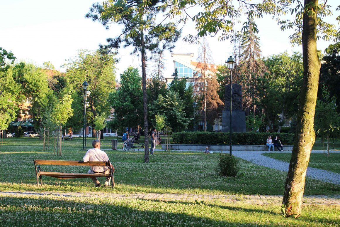Gradski Park Tuzla