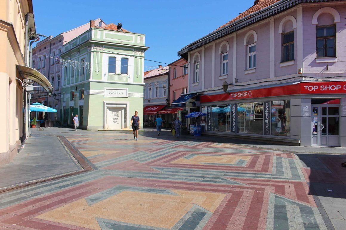 Kapija Massacre Tuzla
