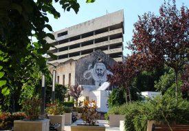 Mostar: street art langs de frontlinie