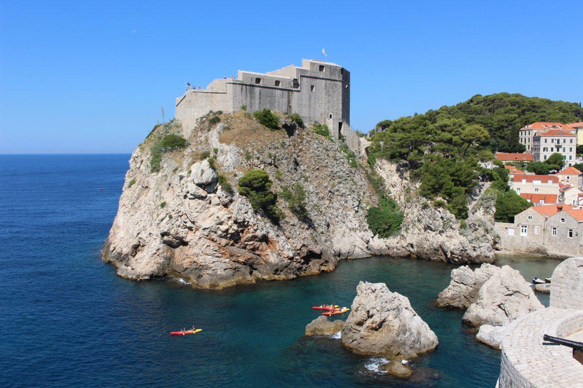 Fort Dubrovnik Kroatie