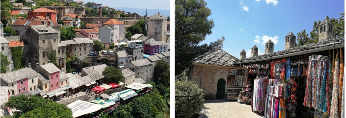 Moskee Mostar Bosnia