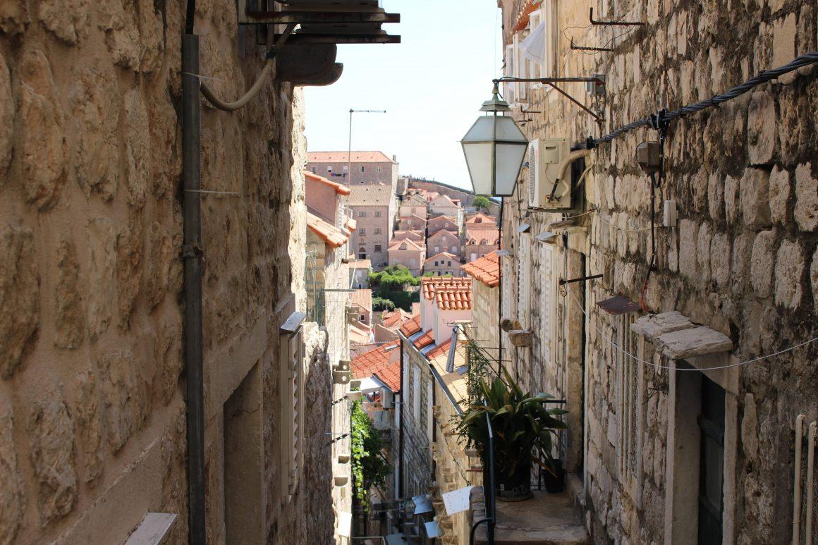 Steegjes Dubrovnik Kroatie
