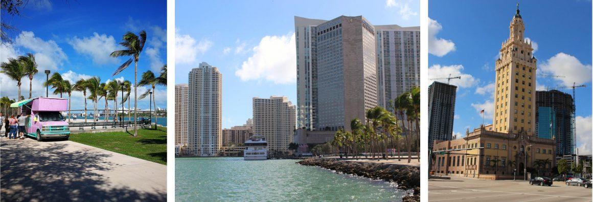 Downtown Miami USA