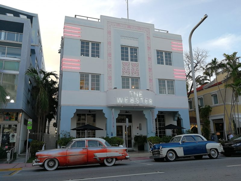 Miami Art Deco USA