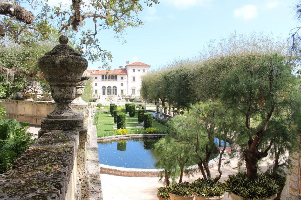 Vizcaya Miami USA