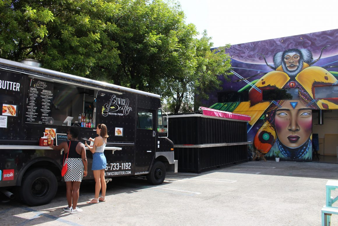 Wynwood foodtrucks Miami