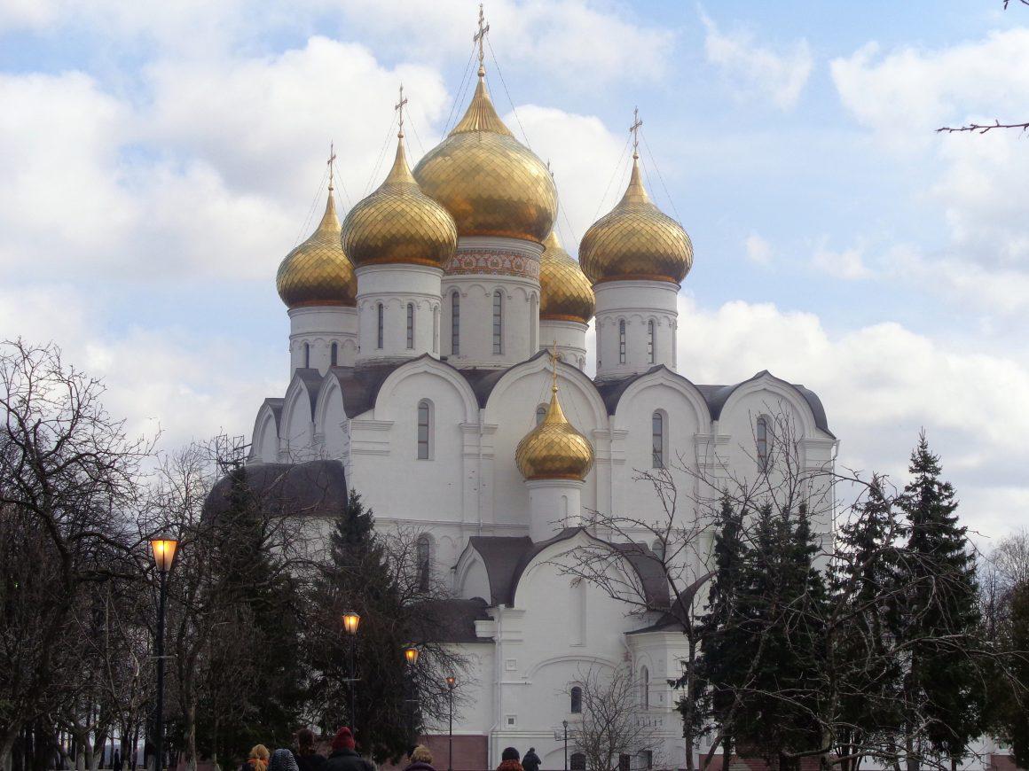 Jaroslavl Goden Ring Russia