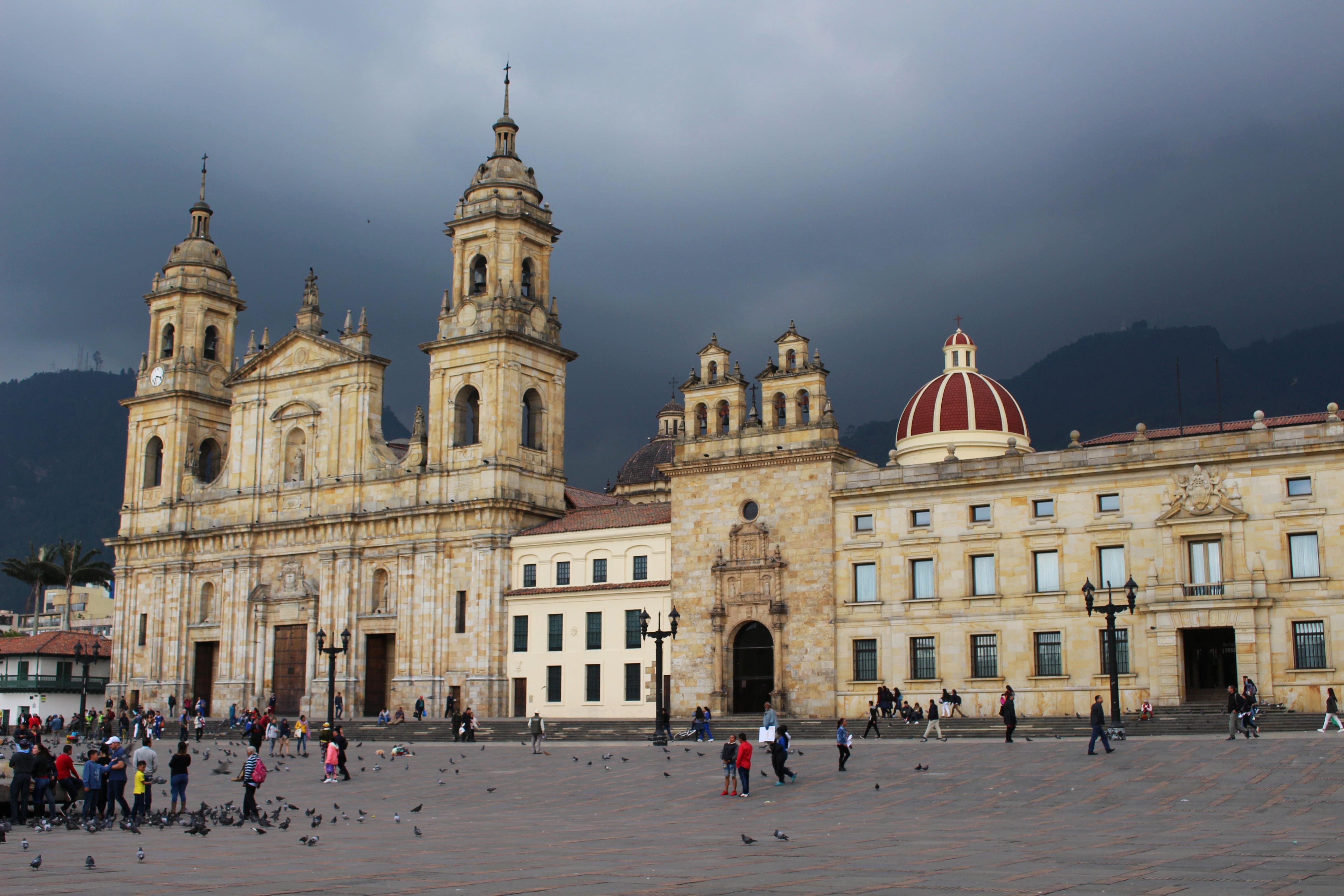 De aangename verrassing dat Bogotá heet